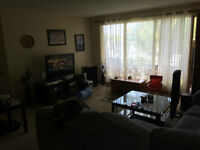 Main level 2-Bdrm Apt in Quiet Triplex, available July 1