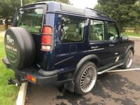 2001 LAND ROVER DISCOVERY 2.5 TD5 ES 7 SEATER 5 DR ESTATE 4X4 STUNNING MOT 03/19