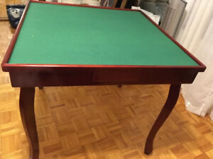 Strange Mahjong Table Kijiji Buy Sell Save With Canadas 1 Download Free Architecture Designs Sospemadebymaigaardcom
