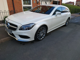 MERCEDES BENZ CLS 2.1 CLS220d AMG Line Shooting Brake G-Tronic+ (s/s)