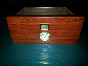 Cigar Humidors (2) for sale