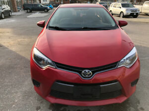 Toyota Corolla,2015,Nice &Clean,Heated Seats,B,Tooth,Back Up cam