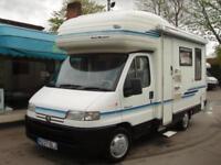 1998 Auto Sleeper Ravenna 4 berth Motorhome 2.4 Diesel