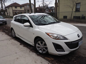 **2010 Mazda Mazda3 Sport GS Hatchback