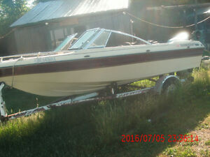 THUNDER CRAFT 16ft bowrider with 90hp evinrude