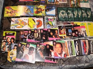CELEBRITY AND SUPER HERO CARDS $5 Prince George British Columbia image 1