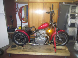 WANTED Yamaha 650 XS Parts