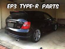 WRECKING EP3 TYPE-R Civic 2002 Honda parts 2004 Fairfield Fairfield Area Preview