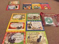Scottish children's book bundle