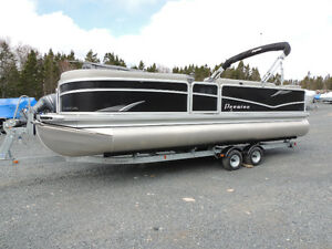 2016 Premier Sunsation 240 Pontoon