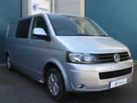 2015 Volkswagen Transporter T5 Highline LWB Camper T30 102PS 2.0L TDI Manual C