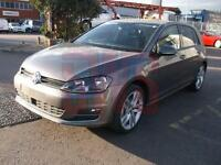 2017 Volkswagen Golf GT 2.0 TDi 6spd, (110KW/150PS) DAMAGED ON DELIVERY