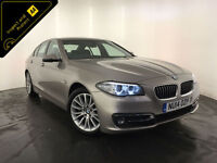 2014 BMW 518D LUXURY 143 BHP 1 OWNER BMW SERVICE HISTORY FINANCE PX WELCOME
