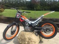 2015 Montesa Cota 4RT Repsol 260cc Trials Bike