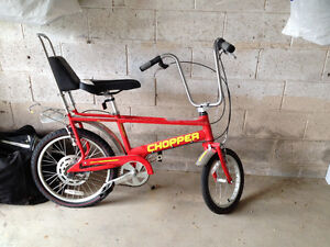 Raleigh Chopper Brand New Low Easy Rider Bike Cruiser Bicycle