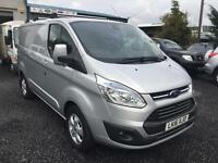 Ford Transit Custom limited 16 Reg 2.2TDCi 125PS 270 L1H1