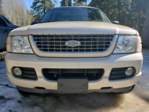 2005 Explorer limited loaded