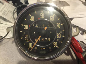 Speedometer Assemby for late 60's VW Volkswagen