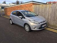 2012 Ford Fiesta TDCi DPF LHD LEFT HAND DRIVE 5 DR FRENCH REG 21,000 Miles