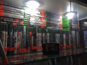 Xbox games tested and cleaned BUY SYSTEMS AND GAMES TOO