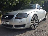 AUDI TT 1.8 225 2001 (51) £1195