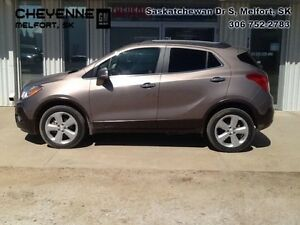 2015 Buick Encore Leather  *ONSTAR*FULLY LOADED* REAR PARK ASSIS