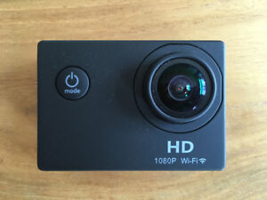 HD ACTION CAMERA 7140-60 ( brand new)