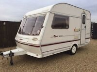 1996 2 berth Abby Piper 12-2 EX in immaculate condition