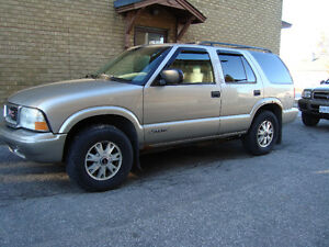 NICE 2003 GMC JIMMY SLS 4X4 4.3L ENGINE WITH ONLY 201.000K