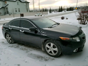 Acura TSX Tech Package (Lady Driven)