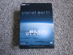 Planet Earth/The Blue Planet: Seas of Life (DVD, 10-Disc Set)