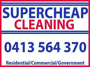 SuperCheap Cleaning Services **END OF LEASE SPECIALISTS** Rockdale Rockdale Area Preview