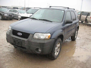 JUST IN FOR PARTS! 2006 FORD ESCAPE @ PICNSAVE WOODSTOCK