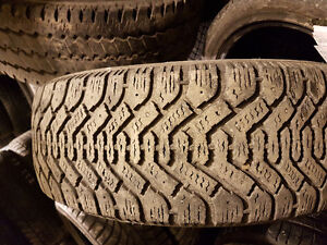 P225/60R17 Goodyear Nordic and more