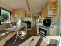 cheap used static caravan for sale at thorness bay / isle of wight near the sea