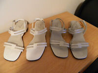 6 Pairs Sandals all for $20.00