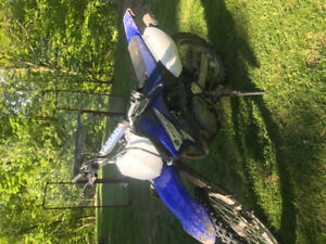 TTR 125 4 stroke 2016 Great condition