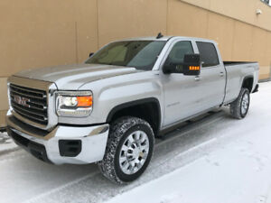 2018 GMC SIERRA 2500HD CREW CAB Z71 ! ONLY 12,000KMS ! DEAL !