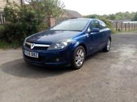 Vauxhall Astra 1.6 16v 115ps Sport Hatch Design 3 DOOR -2009 59-REG -10 MONTHS M