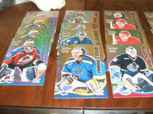 2000-01 pacific prism mcdonalds hockey card extras