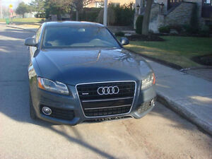 2009 Audi A5 3.2L SLINE Coupe SPORT PACKAGE (2 door)