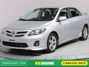2011 Toyota Corolla S A/C GR ELECT MAGS BLUETOOTH