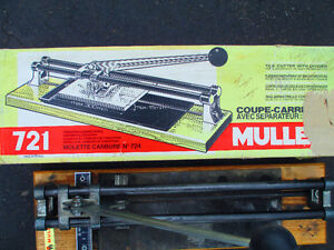 Coupe Carreau Tuile / Tile cutter