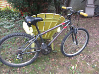Norco Mountaineer, Adult bike with XS Frame