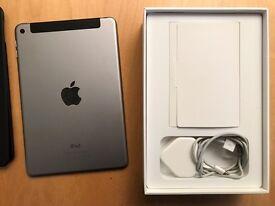 Apple Ipad Mini 4th gen. Wifi & Cellular