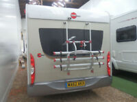 BURSTNER IXEO TIME MOONLIGHT / 4 BERTH / GERMAN / LOW PROFILE / 3500KG