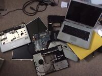Joblot laptop parts! Bargain! Make it yours before it's too late! Make an offer!