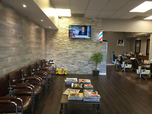 Gentlemen's Choice Barbershop - newly renovated plaza! Cambridge Kitchener Area image 1