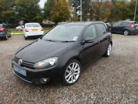 11-61 Volkswagen Golf 2.0TDI ( 140ps ) DSG GT