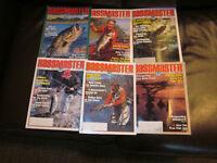 bassmasters magazines
